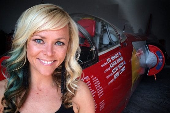 Fastest woman on four wheels, Jessi Combs, killed in record attempt