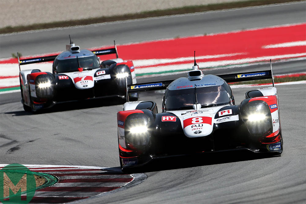 WEC 2019/20: Toyota title fight will go the distance, say Hartley & Conway