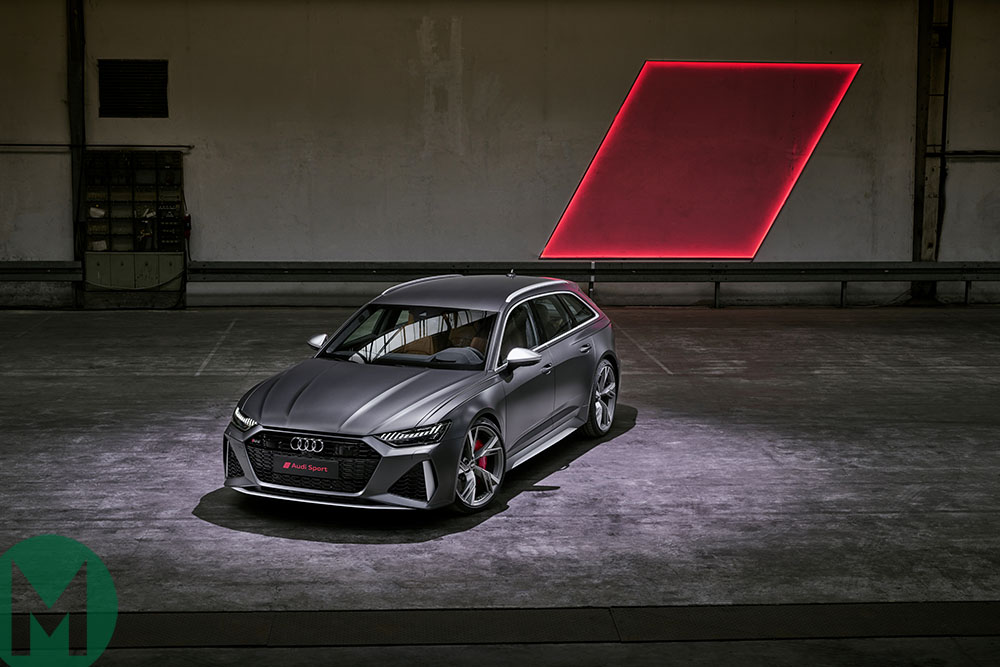 2020 Audi RS6 Avant revealed: 592bhp and looks to match