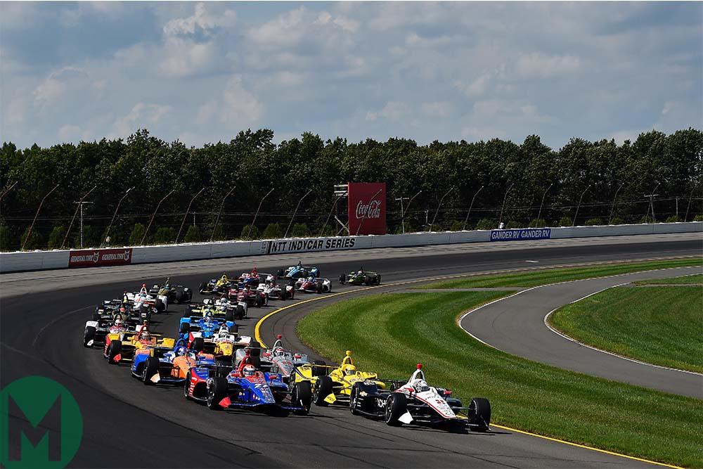 Motor sport video highlights, August 19