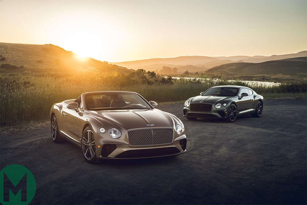 Bentley to mark centenary with US unveilings of Flying Spur and EXP 100 GT in Monterey Car Week