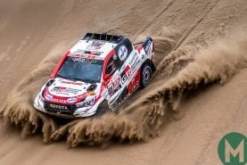 Fernando Alonso prepares for Dakar Rally with five-month test programme