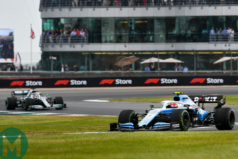 Williams extends Mercedes power unit deal through to end of 2025