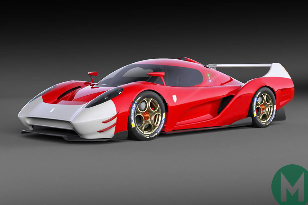 Glickenhaus targets Le Mans victory with SCG 007 hypercar