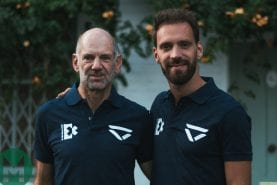 Adrian Newey enters team in new Extreme E electric off-road racing series
