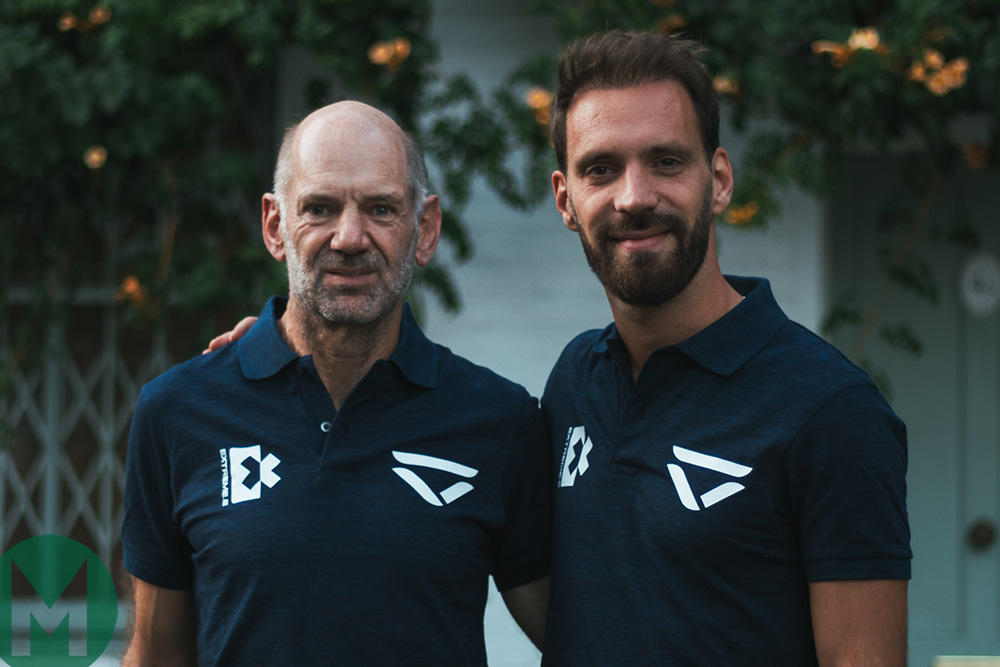 Adrian Newey and Jean-Eric Vergne team up for Veloce Racing Extreme E team