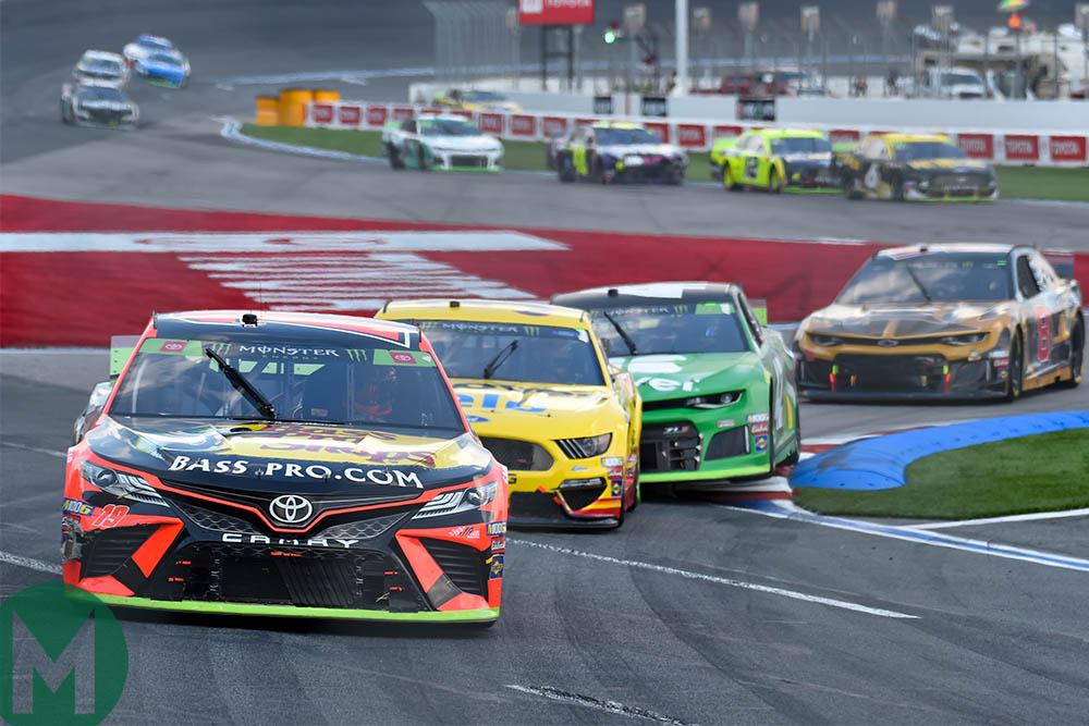 Motor Sport video highlights, September 30