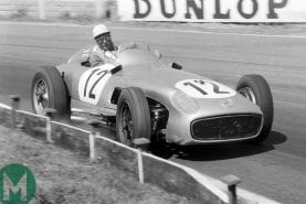 Sir Stirling Moss at 90: a true racer