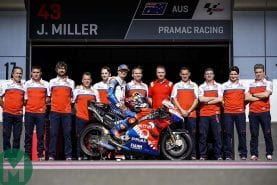 Ducati defection the latest move in MotoGP's brains war