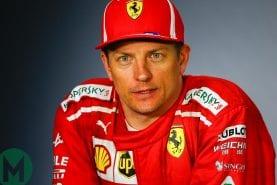Räikkönen to leave Ferrari for Sauber