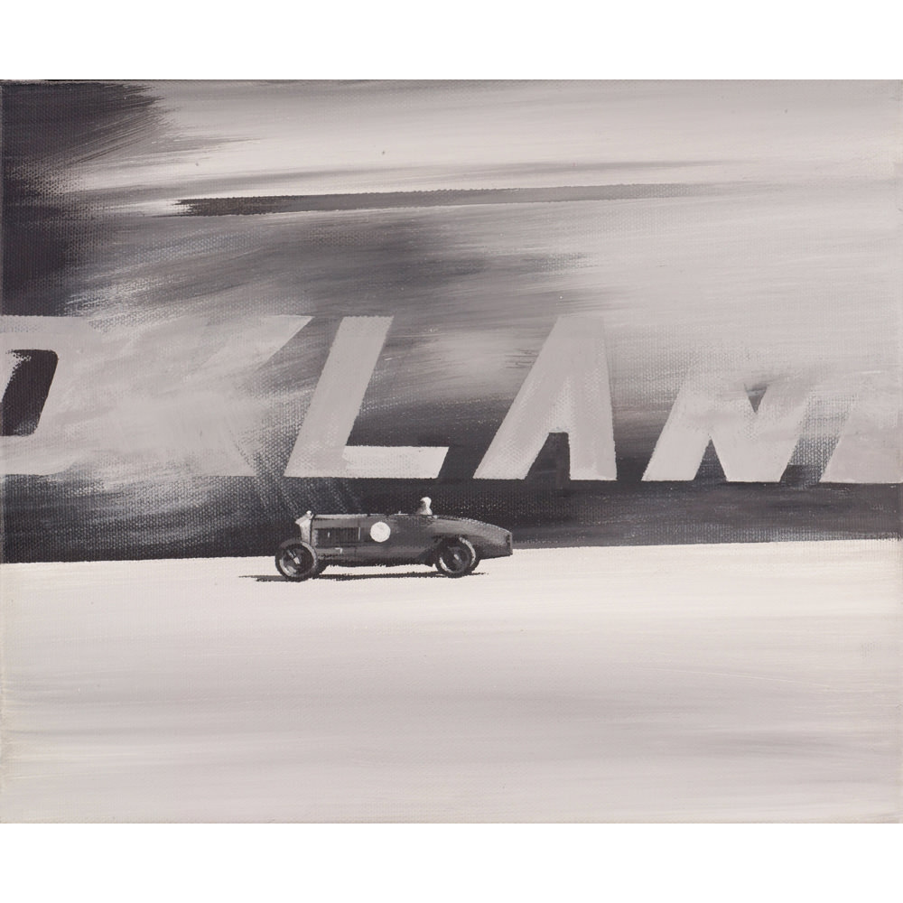 Product image for Bentley - Brooklands | Joel Clark | Limited Edition print