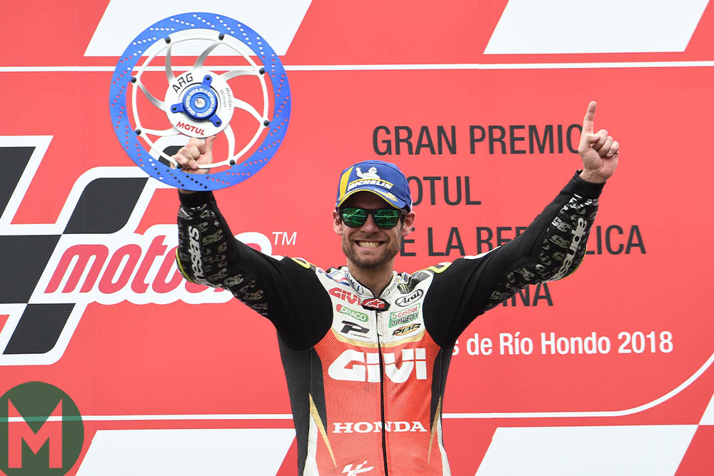 Enjoy Cal while you can: Crutchlow retirement looms