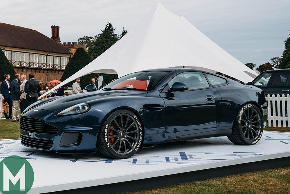 The Aston Martin Vanquish 25 by Callum