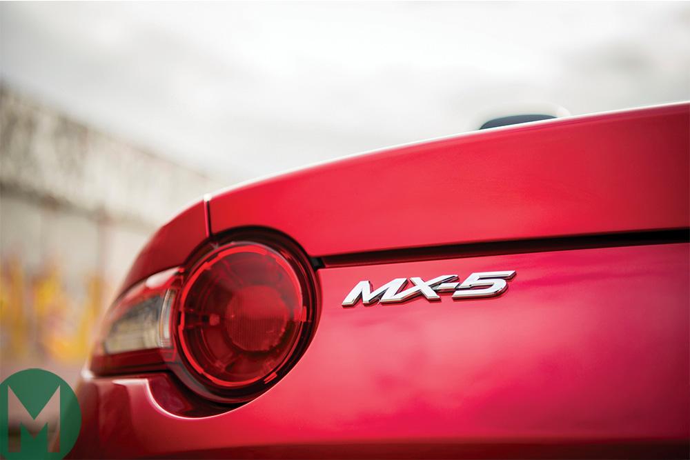 Mazda MX-5 2.0 RF
