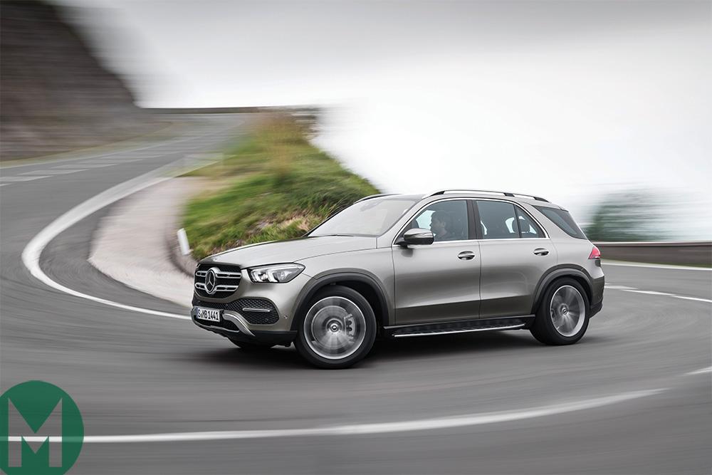 Mercedes-Benz GLE 450h