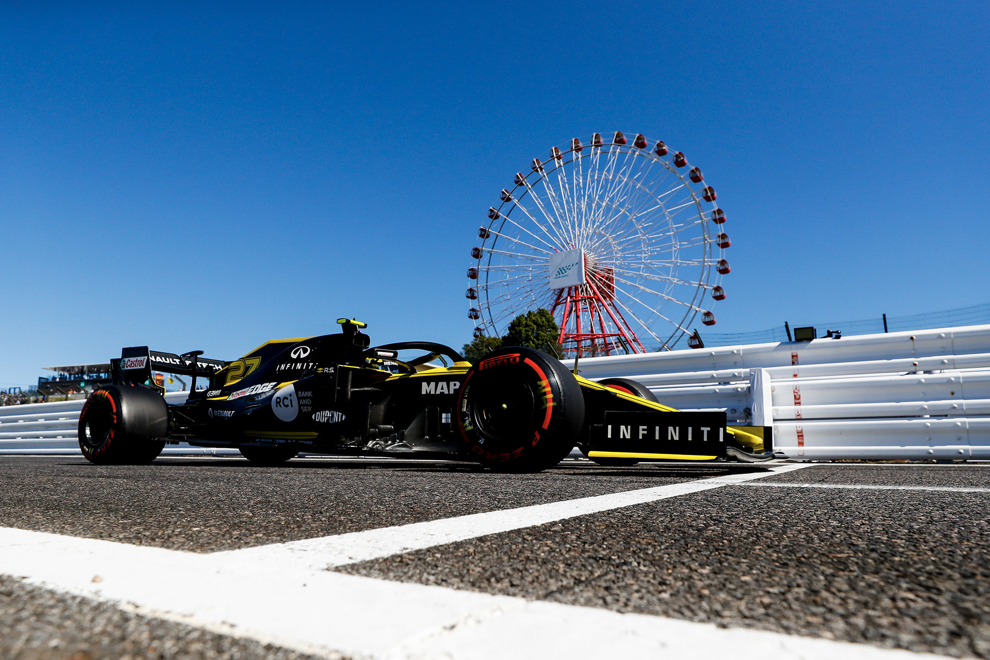 Renault disqualified from Japanese GP after illegal brake system spotted on TV
