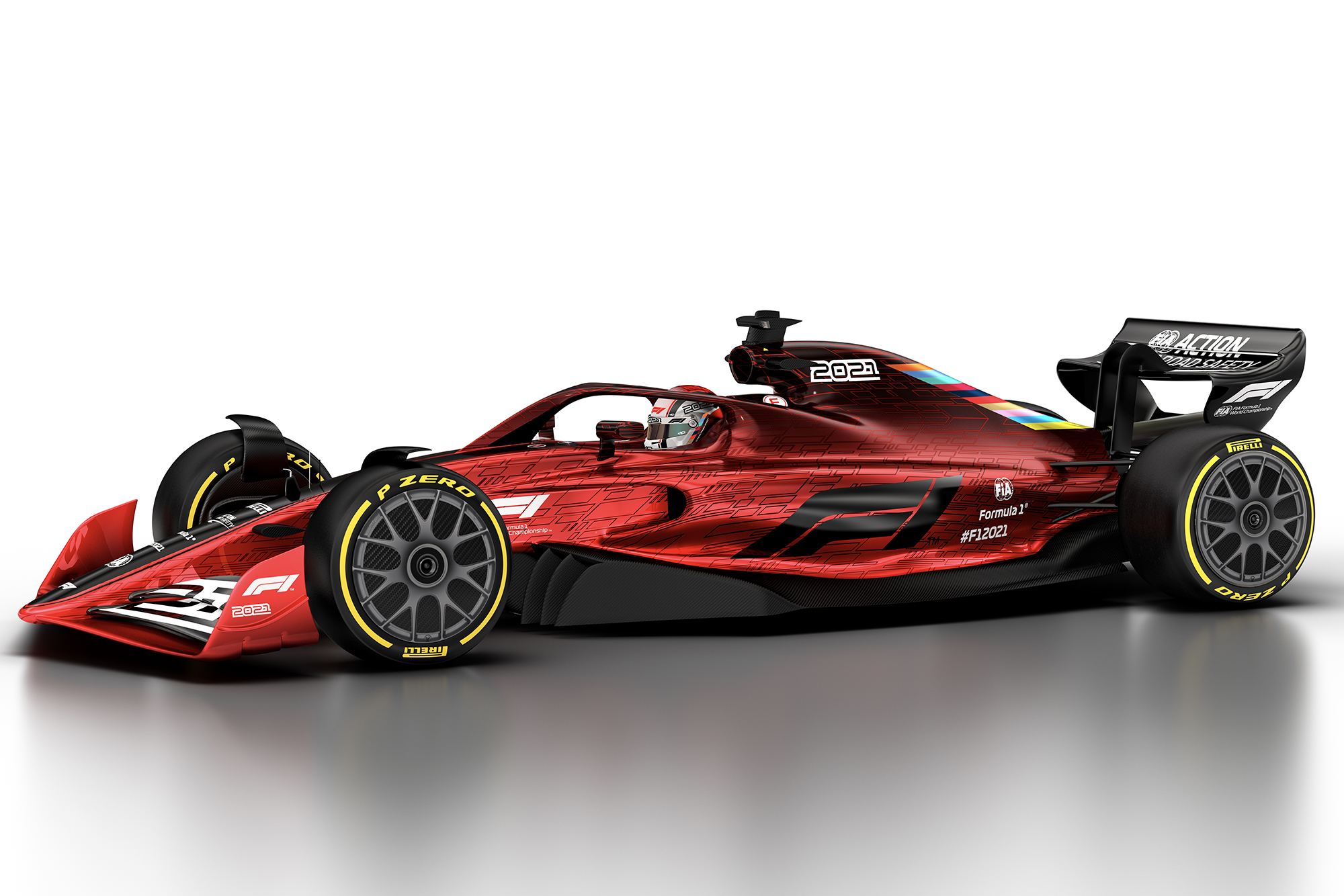 Cost cap and ground effect for 2021 as Formula 1 unveils new regulations