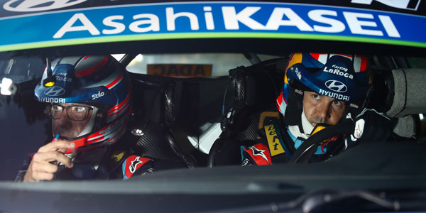 Video: Motor Sport at Wales Rally GB: how to be a rally co-driver