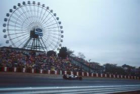 """""""I was driving on a different level"""": Damon Hill's 1994 Japanese Grand Prix"""