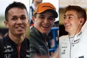 MPH: Albon, Norris or Russell – who is F1 rookie of the year?