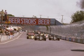 """""""In Formula 1, it's not only the engines that whine"""":  the 1984 Dallas Grand Prix"""