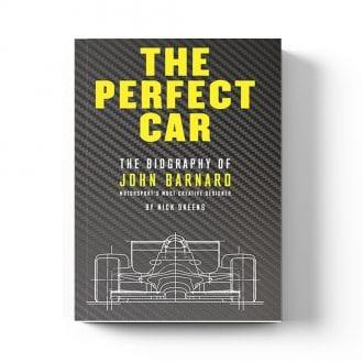 Product image for The Perfect Car: The Biography of John Barnard | Nick Skeens | Book | Hardback