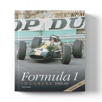 Product image for Formula 1 in Camera: 1960 - 69 - Volume 1 | Paul Parker | Book | Hardback