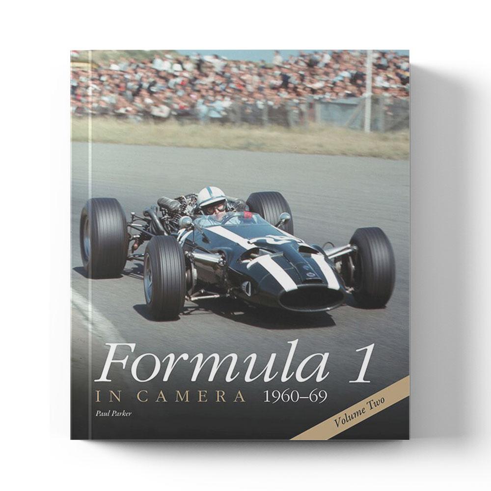 Product image for Formula 1 in Camera: 1960 - 69 - Volume 2   Paul Parker   Book   Hardback