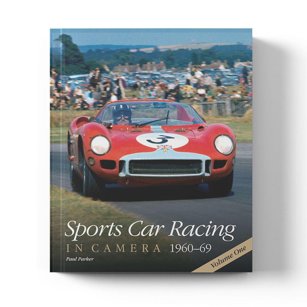 Product image for Sports Car Racing in Camera: 1960–69 - Volume 1 | Paul Parker | Book | Hardback