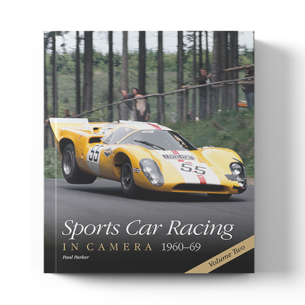 Product image for Sports Car Racing in Camera: 1960–69 - Volume 2 | Paul Parker | Book | Hardback