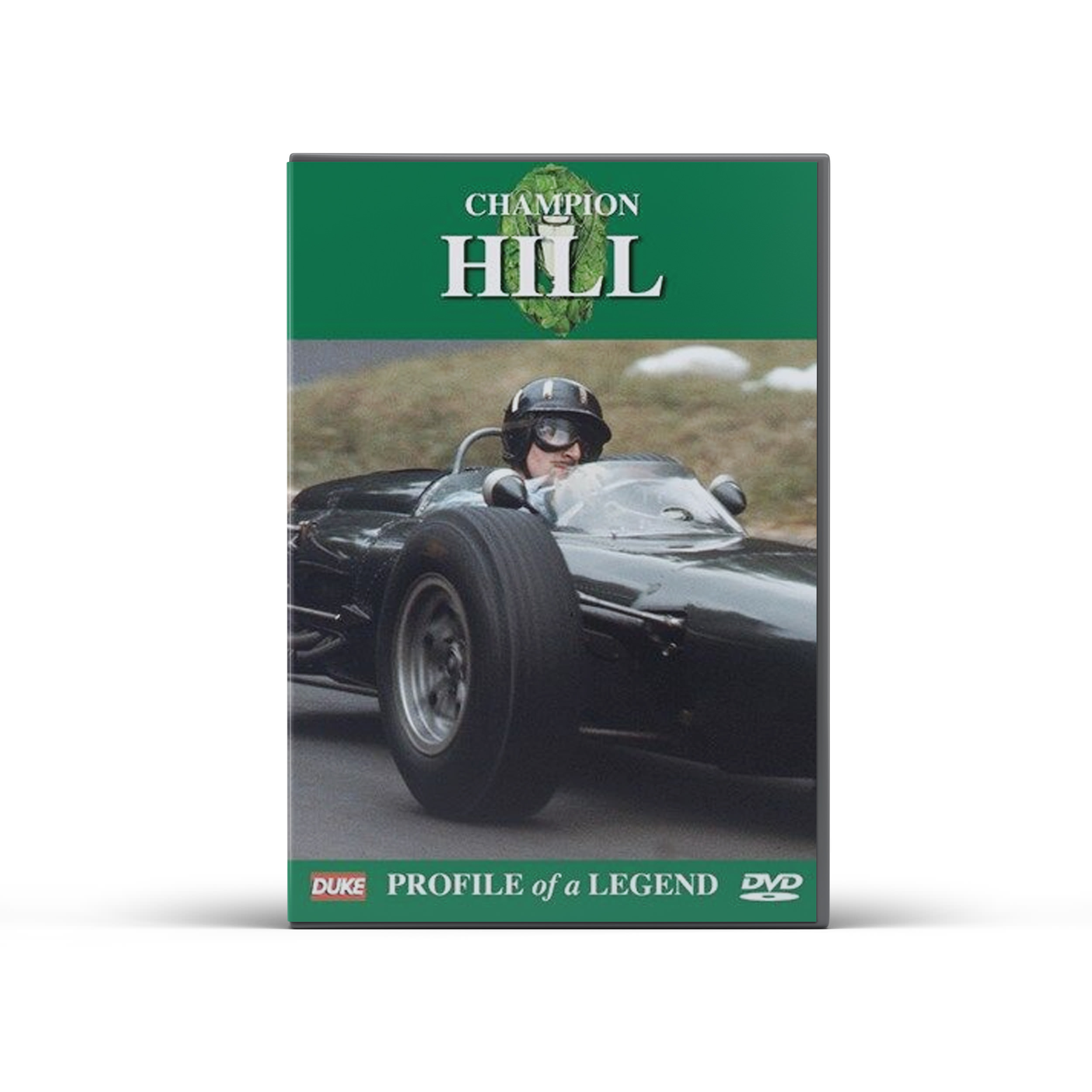 Product image for Champion: Graham Hill | DVD
