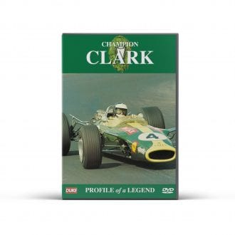 Product image for Champion: Jim Clark | DVD