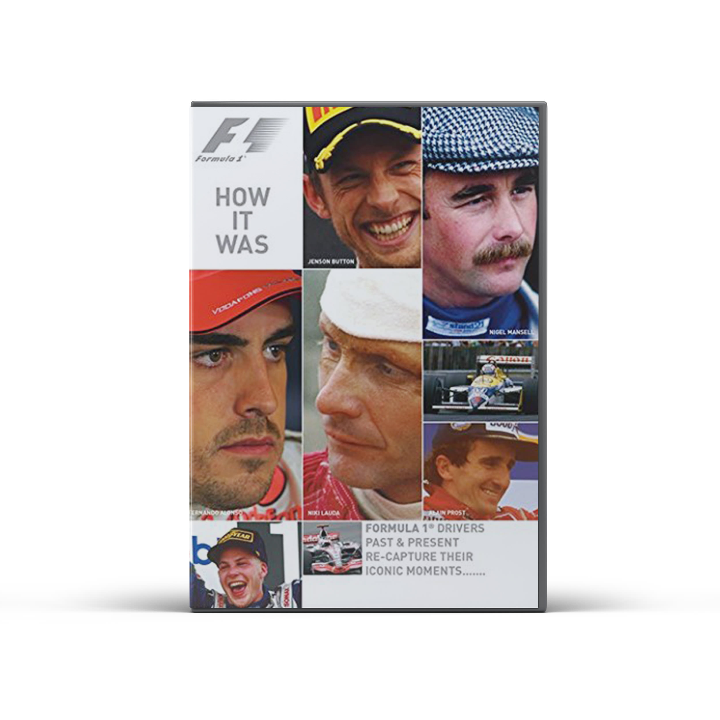 Product image for F1: How it Was | DVD