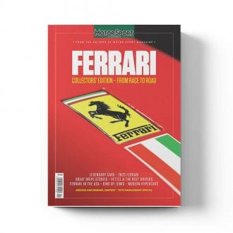 Product image for Ferrari - From Race to Road