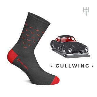 Product image for Gullwing: Heel Tread Socks