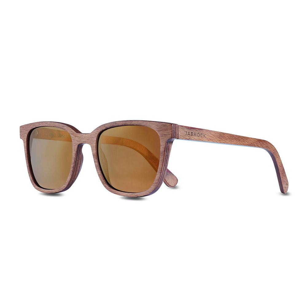 Product image for Jabrock - Smile | Gun Metal Gold | Sunglasses