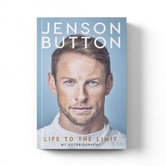 Product image for Jenson Button: Life to the Limit - My Autobiography | Book | Hardback