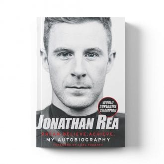 Product image for Jonathan Rea: Dream. Believe. Achieve - My Autobiography