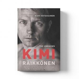 Product image for The Unknown Kimi Raikkonen | Kari Hotakainen | Book | Hardback