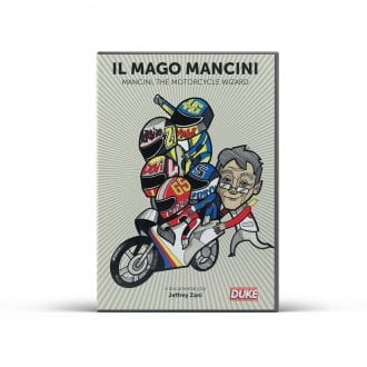 Product image for Mancini: The Motorcycle Wizard | DVD