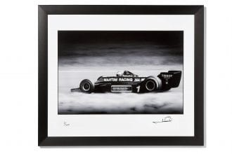 Product image for Mario Andretti -  Lotus 79 - 1986   Steve Theo   Limited Edition   Signed by Driver