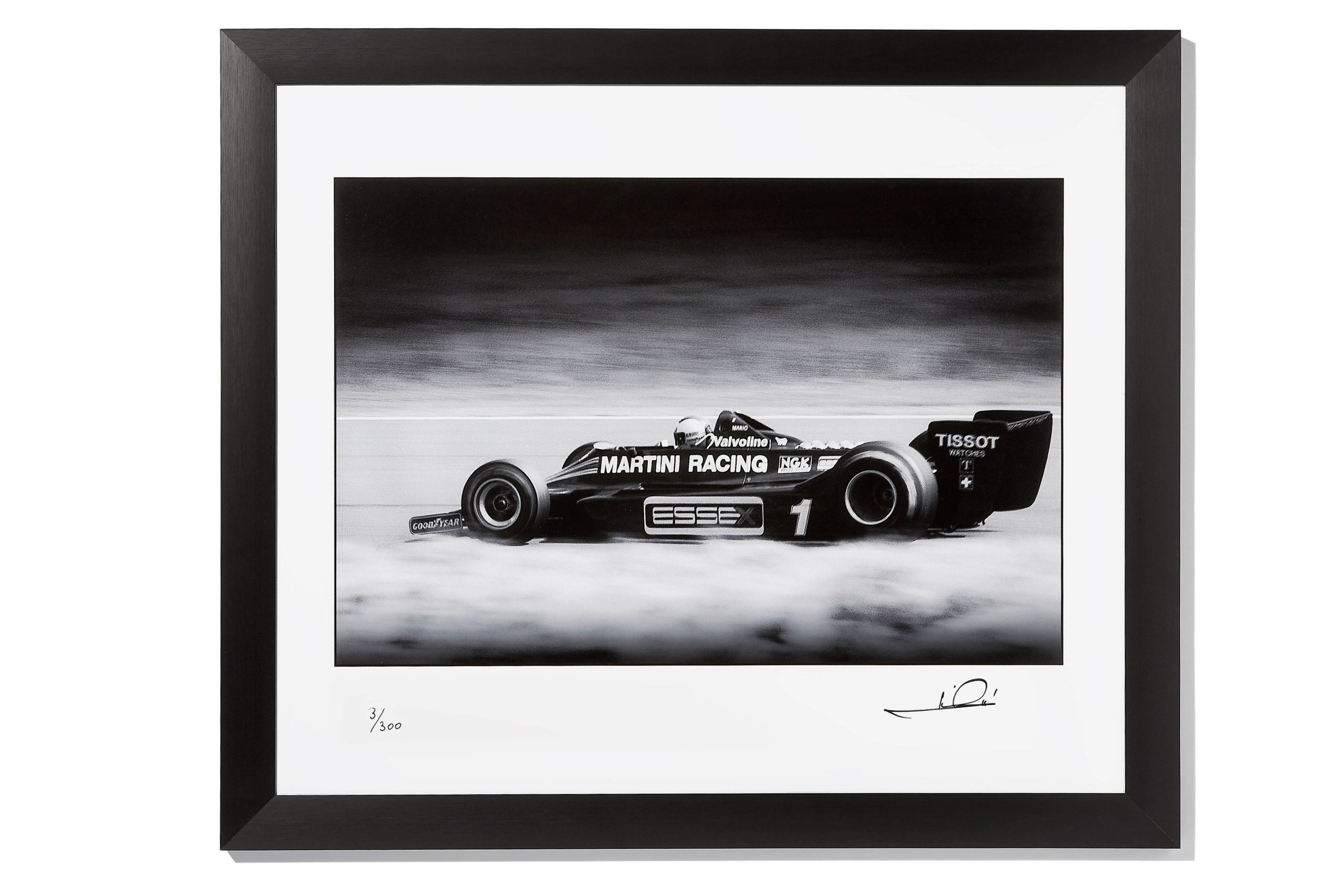 Product image for Mario Andretti Lotus 79 at Silverstone 1979