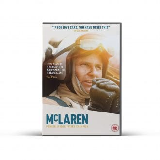 Product image for McLaren: Pioneer, Leader, Father, Champion | DVD