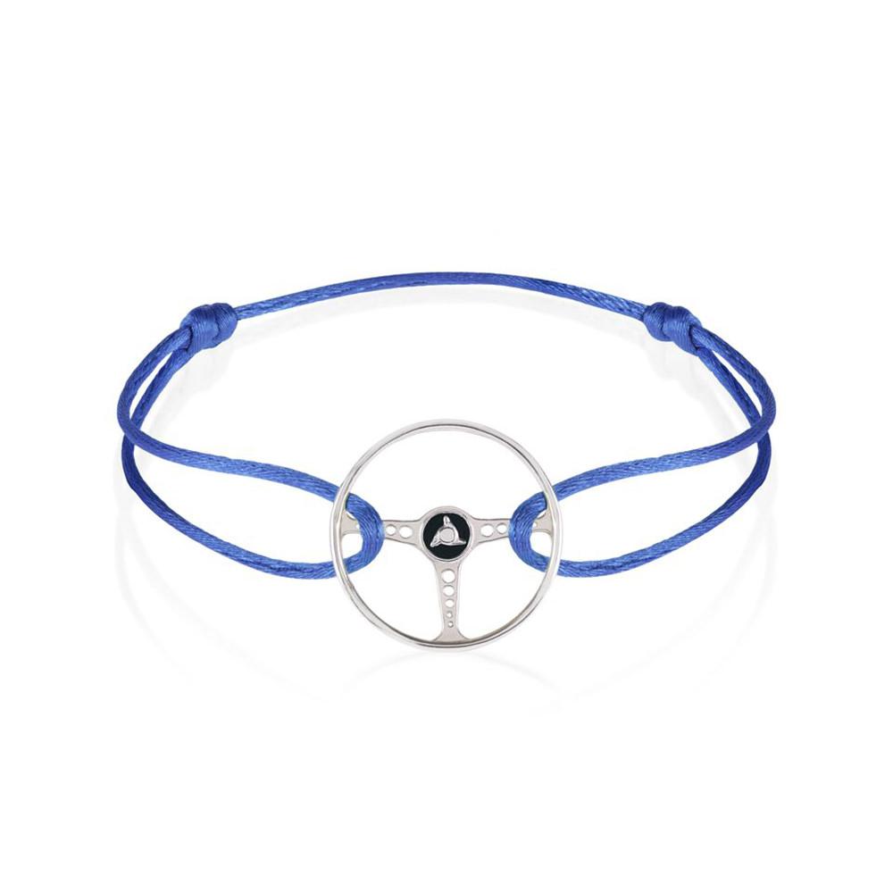 Product image for Steering Wheel - Revival | Cobalt Blue Cord | Bracelet
