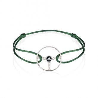 Product image for Steering Wheel - Revival   British Green Racing   Bracelet