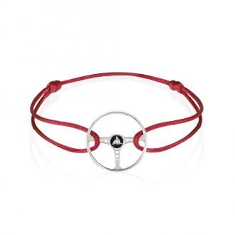 Product image for Revival Steering Wheel | Magma Red Cord | Bracelet