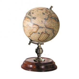 Product image for Desktop Globe - Mercator's Map | Desk Accessory