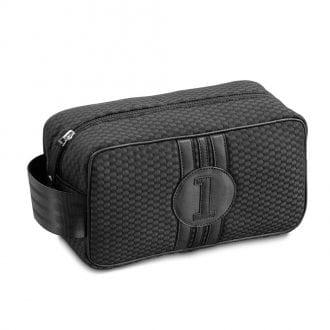 Product image for Racing Number - Wash Bag - No. 1 Black