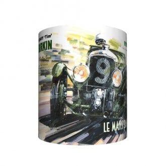 Product image for Henry (Tim) Birkin & Bentley - Artwork| John Ketchell | Mug