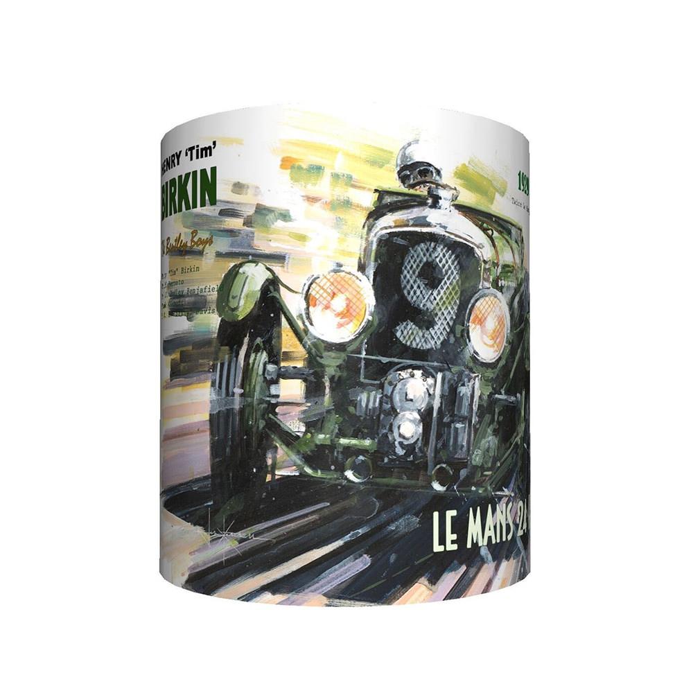 Product image for Henry (Tim) Birkin & Bentley - Artwork  John Ketchell   Mug